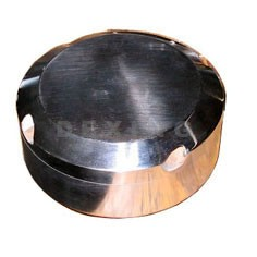 Heating magnetic pole head