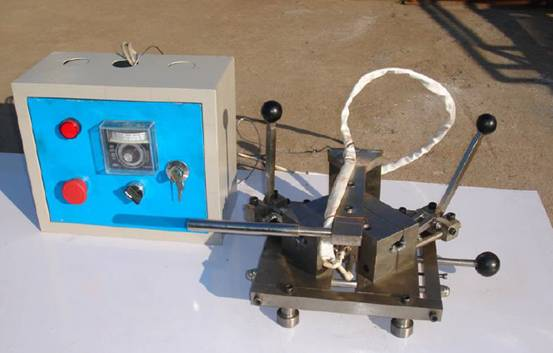 & Manual fridge door gasket welding machine